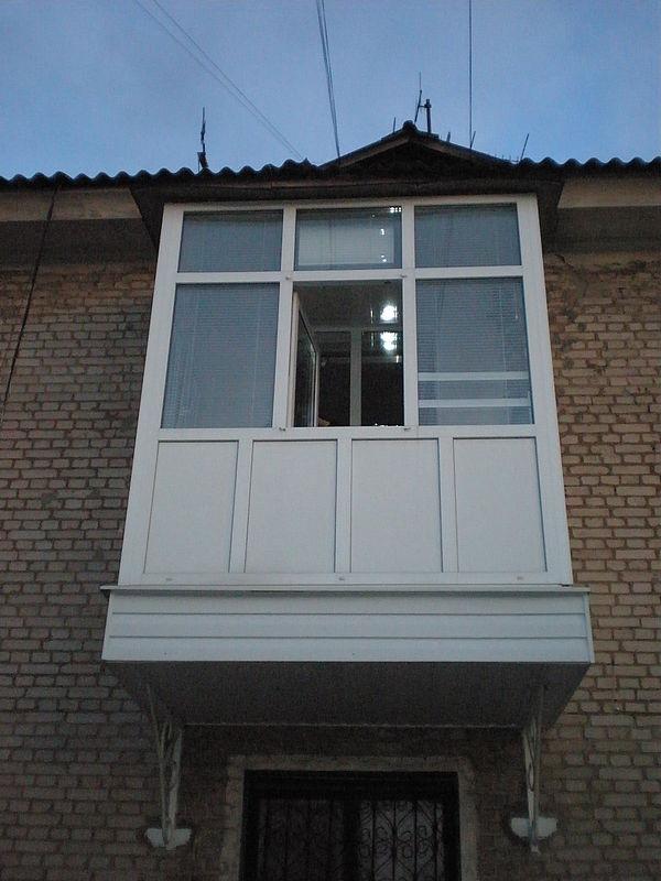Утепление французского балкона, цена 12000.00 грн., заказать.